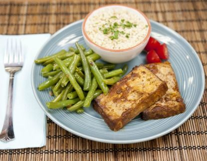 Meatless Monday: Baked BBQ Tofu Looks so good and easy I could even ...