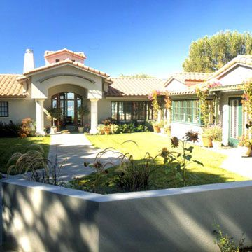 Ranch style home ideas Mediterranean ranch