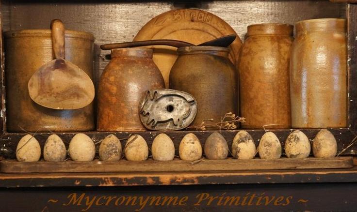 Mycronynme Primitives