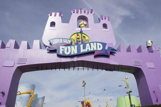 Super Silly Funland
