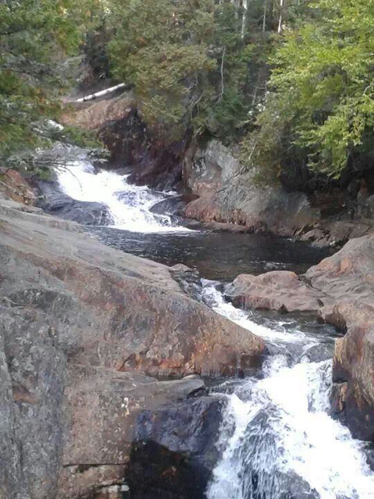 Smalls Falls Maine Beautiful Places I Want To Travel Pinterest