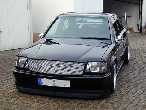 Cache Moteur Mercedes