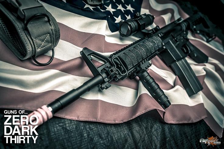 Zero Dark Thirty Airsoft Gun
