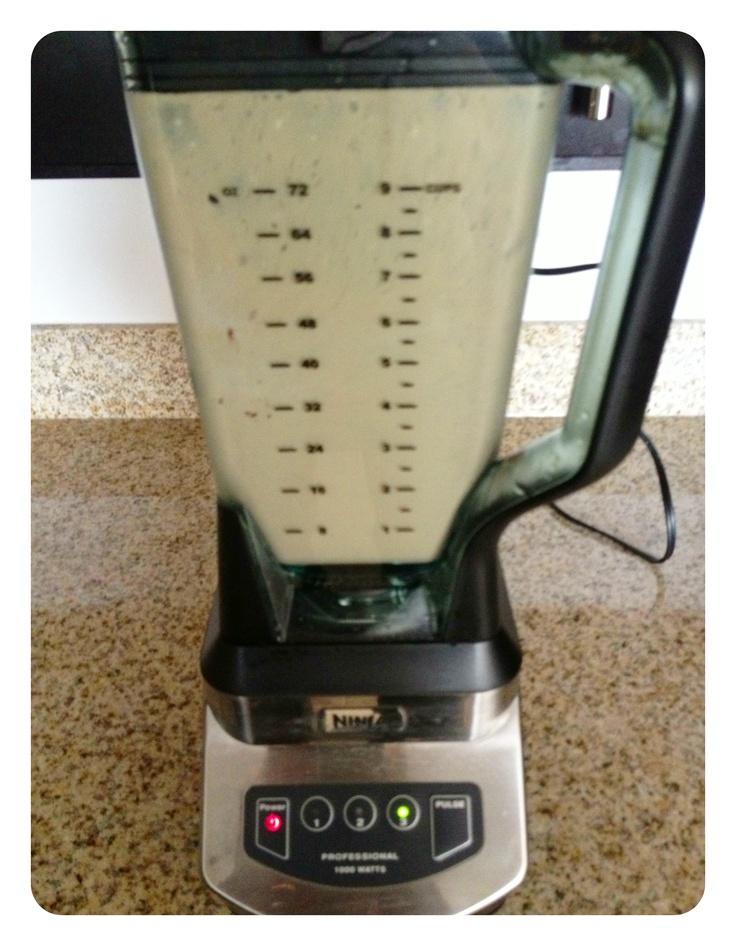 Guinness milkshake | my recipes {sallycooks.com} | Pinterest