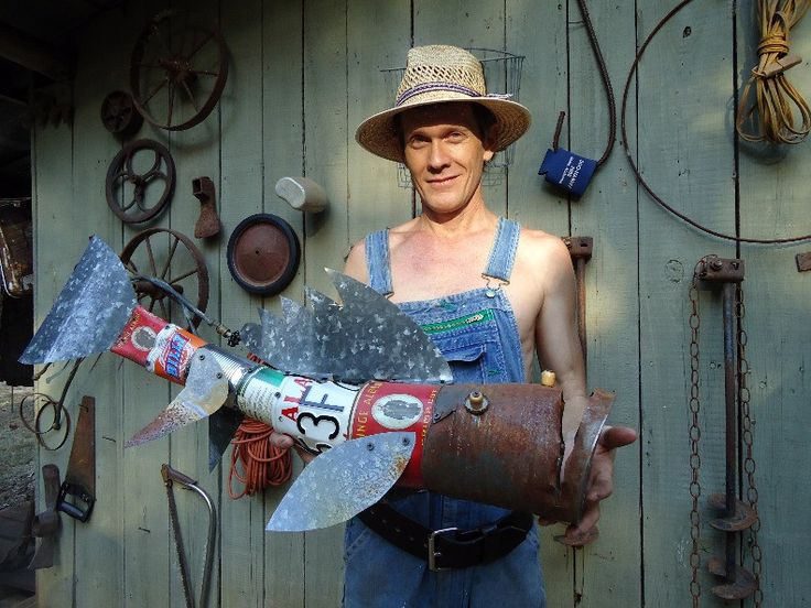 Butch anthony things that i just totally dig pinterest for Tin can fish house