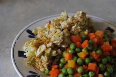 Crunchy Chicken Casserole | Chicken Dishes | Pinterest