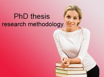 writing methodology dissertation
