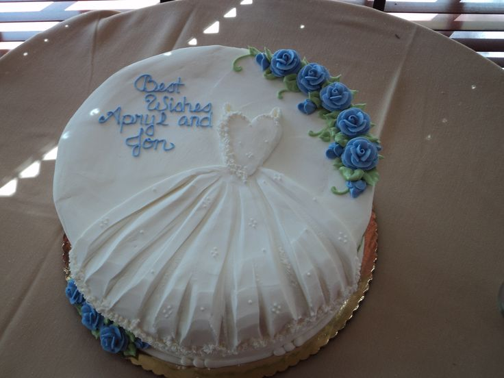 Cake Designs For A Bridal Shower : Wedding Shower cake! Wedding ideas Pinterest