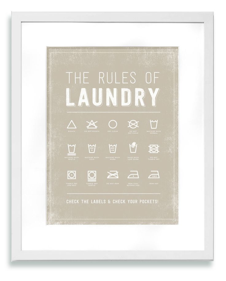 free printable laundry room art Design Your Dream