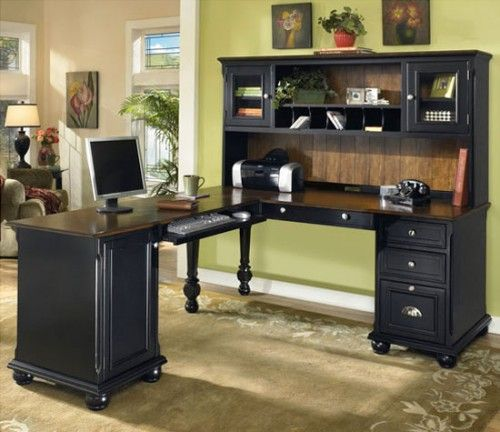 Home office furniture collections 6 home office for Home office furniture collection home