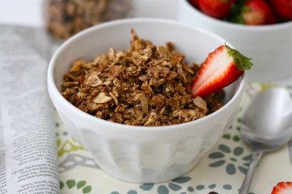 Chocolate Almond Granola | Tasty Kitchen: A Happy Recipe Community!