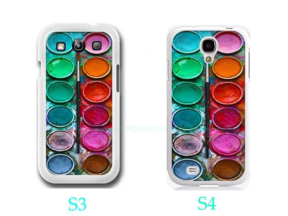 Water color paint set PhotoSamsung Galaxy by TOPQUALITYHANDMADEA, $9 ...