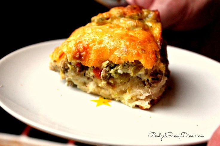 Ultimate Breakfast Bake Recipe - lets try this in cupcake pans for a ...