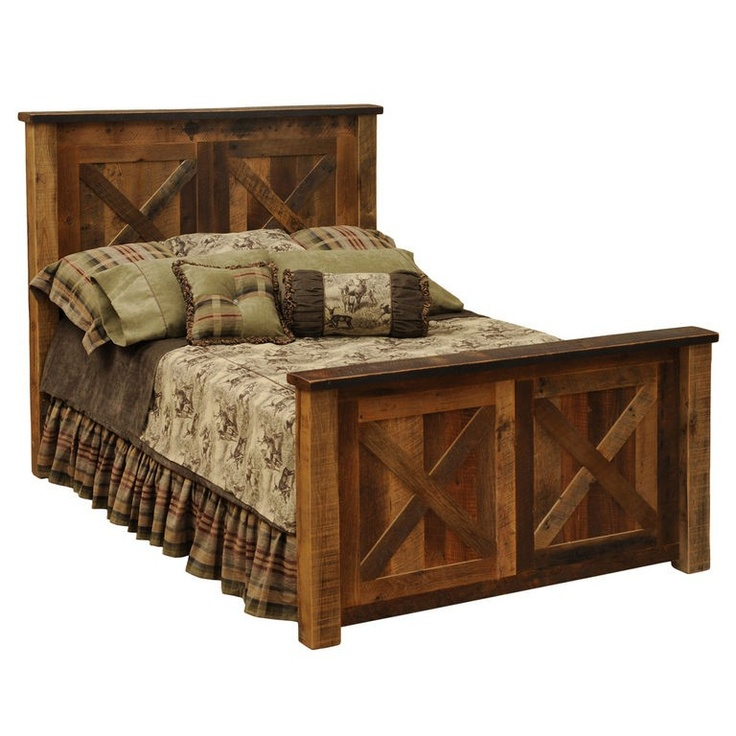Western Style Headboards For Queen Size Bed
