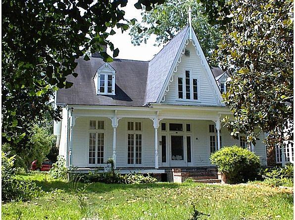 Gothic Revival Home Garden Inspiration Pinterest