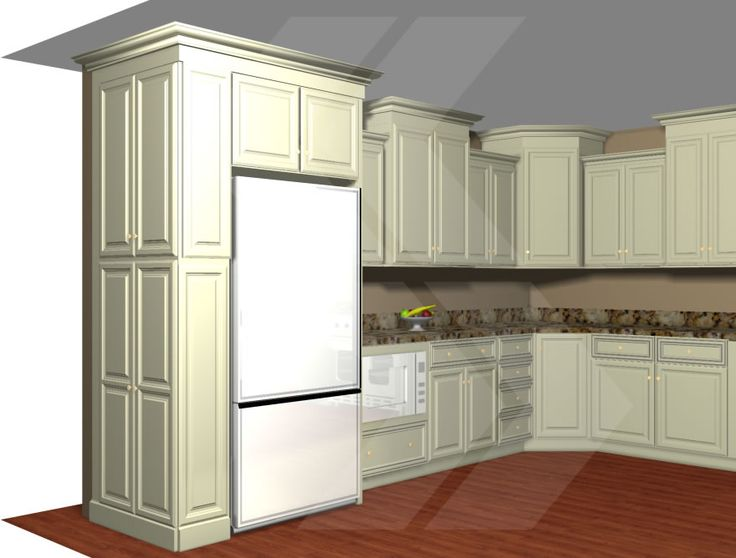 build in your refrigerator with a 12 deep pantry adjacent to your fridge this is a great way. Black Bedroom Furniture Sets. Home Design Ideas