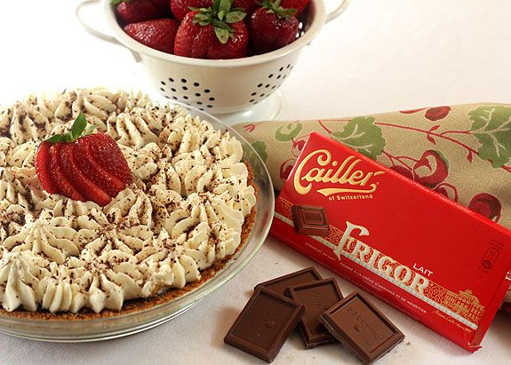 Chocolate Hazelnut Pie with Frangelico – We're Baking with Abby ...