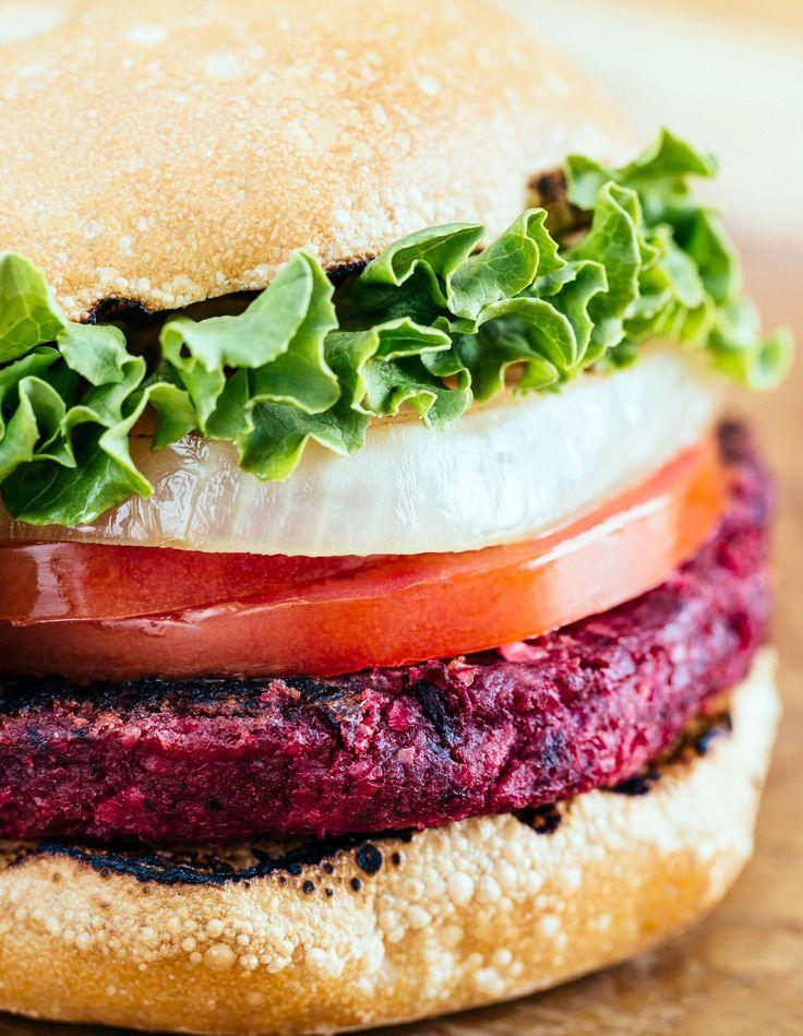 Homemade Vegan Burgers That Don't Suck Recipe — Dishmaps