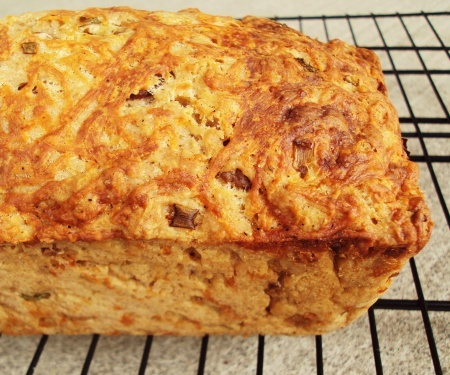 Bacon Cheddar Beer Bread | Food- Breads | Pinterest