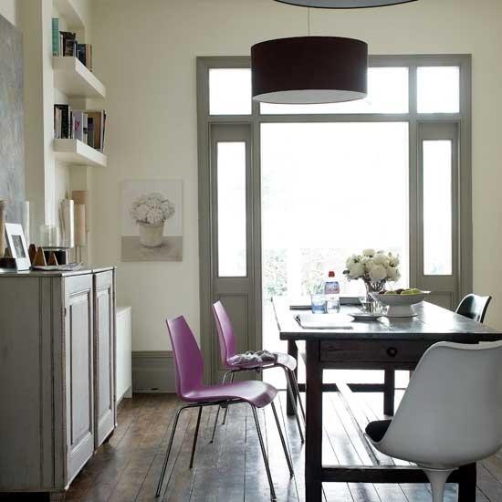 purple dining room chairs aubergine purple pinterest