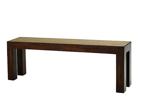 COUNTRY FURNITURE Post Rail Bench Ideas For The House Pintere