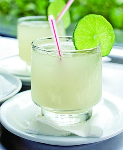 The Caipirinha - my drink of choice in Jamaica (it was made with rum ...