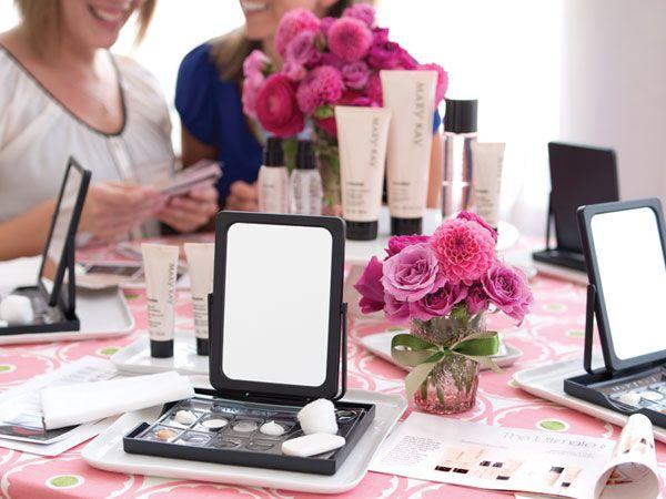 Sessão de maquiagem! :D
