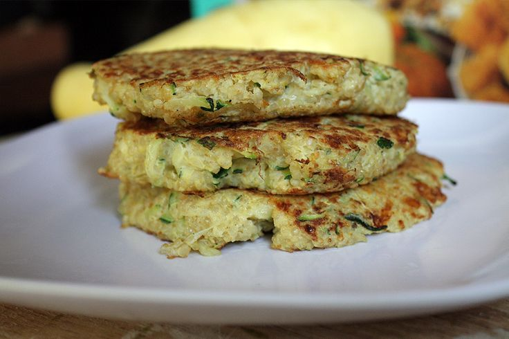 Quinoa Zucchini Patties - Really good made just as recipe states. I ...