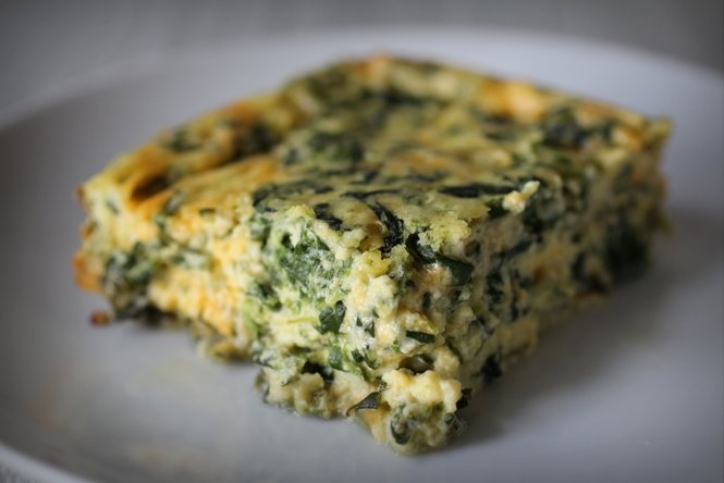 onion and rosemary crustless quiche cheesy crustless quiche recipe ...