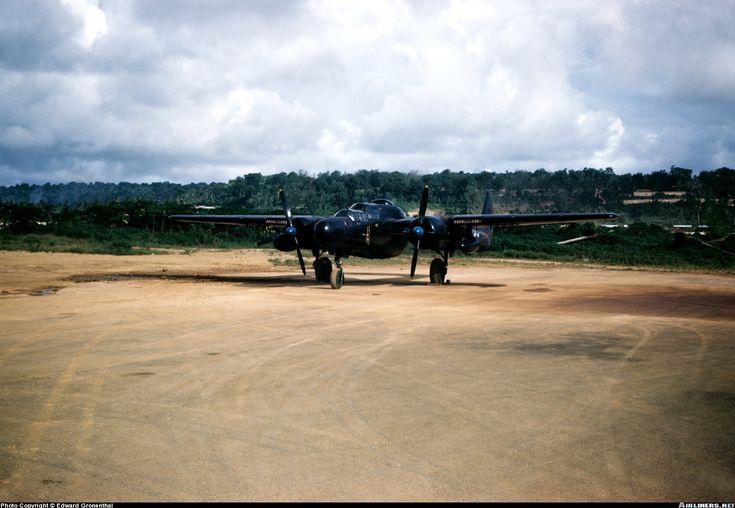 Northrop p 61 black widow aviation