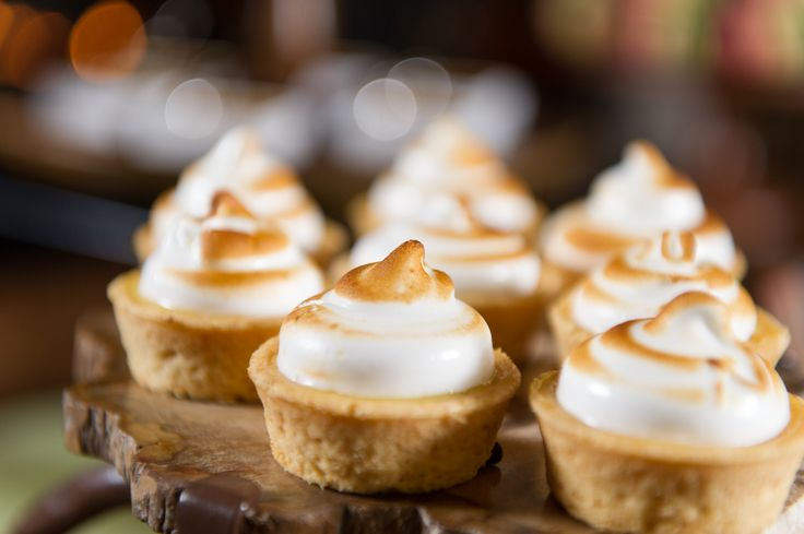 Mini Lemon Meringue Pie