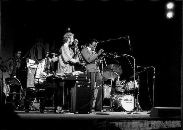 Miles Davis Quintet Workin With The Miles Davis Quintet