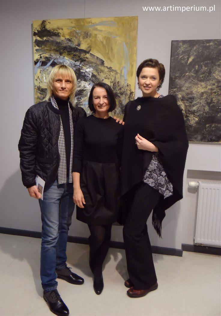 Iwona Ostrowska, Piotr Krajewski, Magdalena Woźniak