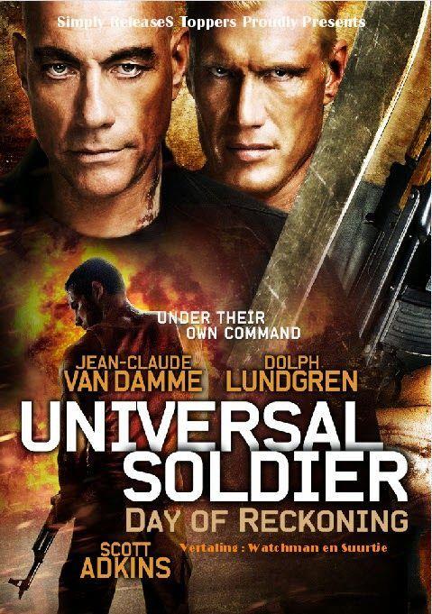 Chiến Binh Vũ Trụ Universal Soldier
