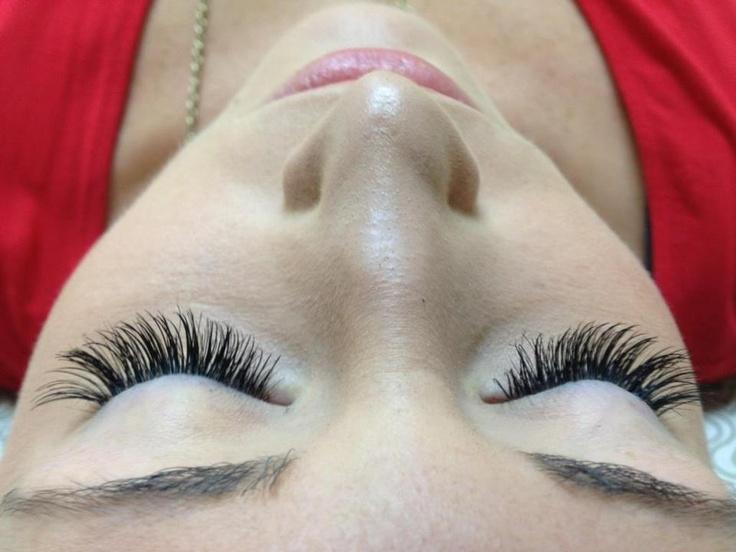 eyelash extensi... Eyelashes