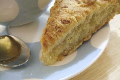 Pear, apple and cheddar scones - will they persuade me that cheese ...