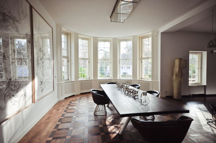 Thomas Andrae — Galerist und Kunstsammler, Muthesius-Villa, Berlin-Grunewald
