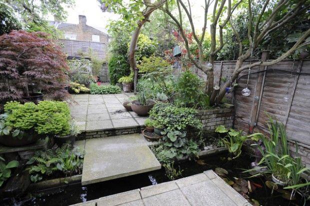 Small Backyard Landscaping Pinterest