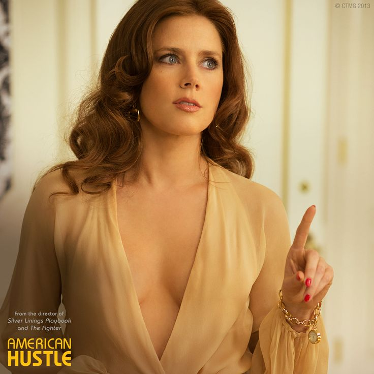 Amy Adams in #AmericanHustle. Costume design by Michael ...