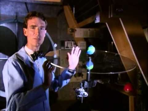 Bill nye the science guy planets