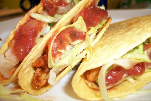 Tempeh Tacos | Nummy Foods | Pinterest