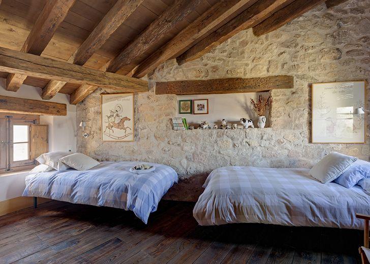 Vicky 39 s home una vieja casa de campo restaurada an old restored farmhouse - Casas de campo restauradas ...