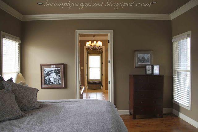 Mooie kleuren voor de slaapkamer.  HOME AND GARDEN.  Pinterest