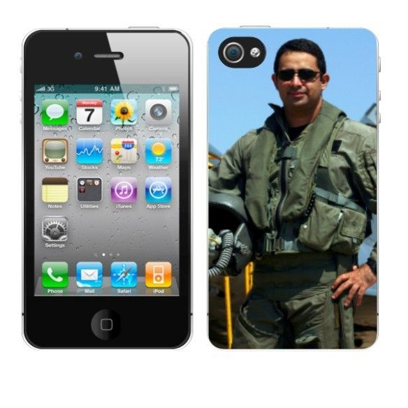 Dixie Midwest - Military Personalized Photo iPhone Case - Portrait, $ ...