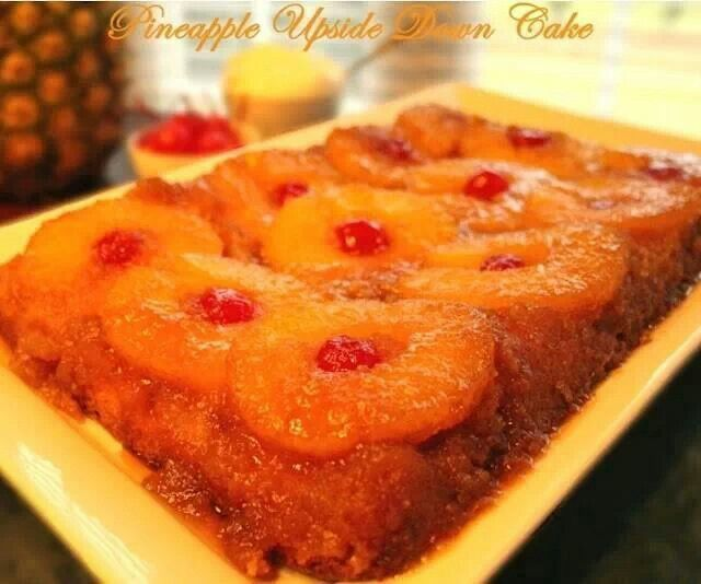 pineapple upside down cake pineapple banana upside down bundt cake ...
