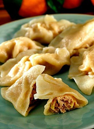 Recipe: Beijing-style pork and cabbage dumpling filling