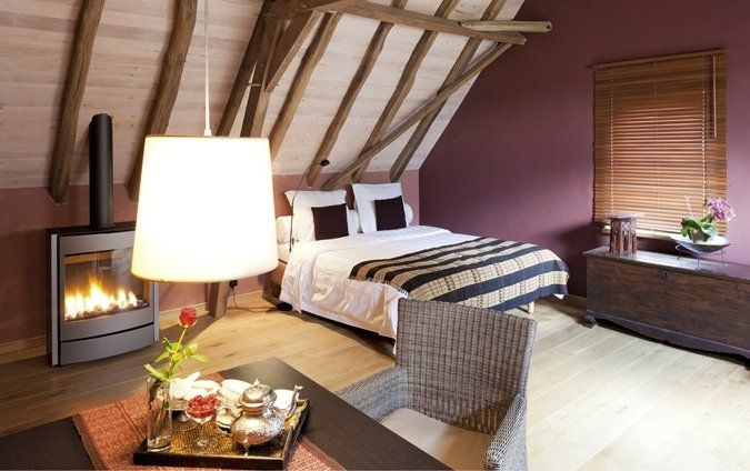 slaapkamer  Appartement  Pinterest