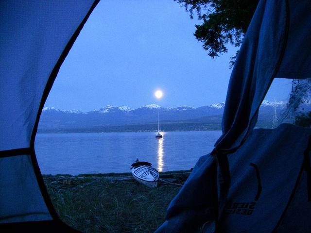 via The View from the Tent Door