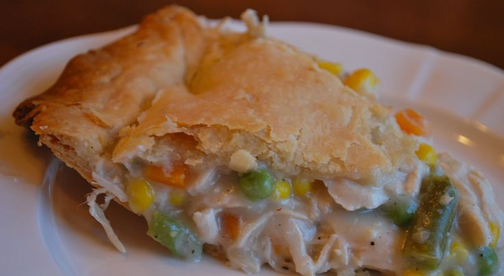 Classic Chicken Pot Pie | Bon Appetit!: The Feathered Flock | Pinter ...