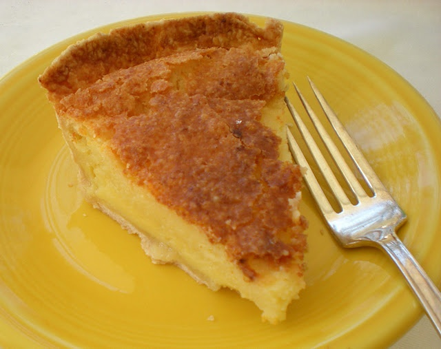 Southern Chess Pie | Real Food- Dessert | Pinterest